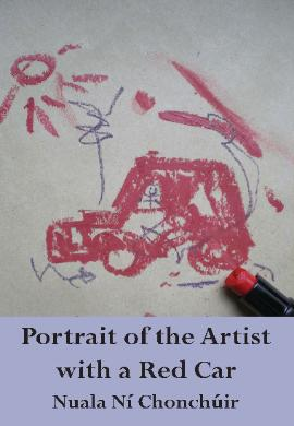 Portrait of the Artist With a Red Car
